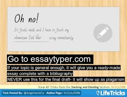 need a last minute essay written immediately lifetricks slacking and cheating need a last minute essay written immediately
