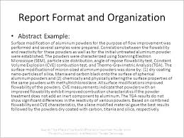 Technical Report Format Engineering Template Short Sample Doc ...