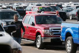 Canadian Dealers Export Thousands of Pickup Trucks to U.S. in ...