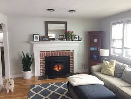 Ranch Home Living Room   Design Help!
