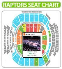 Raptors Courtside Seating Chart 47 True Acc Raptor Seating Chart