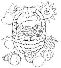 Small Picture 58 best Easter Coloring Pages images on Pinterest Coloring