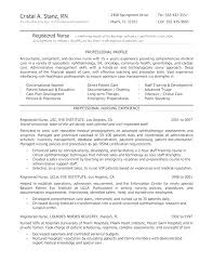 Usc Resume Template Best Nurse Resume Sample Without Experience ...