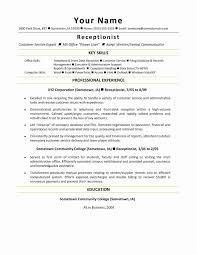 Play Program Template Word Best Of 52 Microsoft Word 2007 Resume