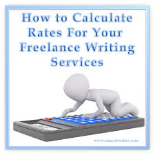 calculate rates for your lance writing services calculating rates for lance writing services is one of the biggest challenges many lancers face when we first start our journey we tend to quote