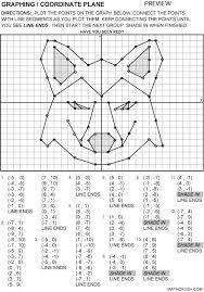 teaching in special education algebra coordinate plane practice