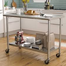 Antique Search Results For Wayfair Kitchen Prep Table With Wheels Wayfair