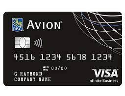 business credit card faqs rbc royal bank