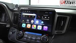 Toyota RAV4 - <b>штатная магнитола</b> на Android <b>vomi ST2703</b>-<b>T8</b> ...