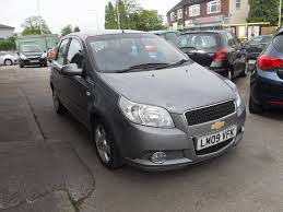 CHEVROLET AVEO 1.4 LT 5DR Manual For Sale in Wirral - Bromborough ...
