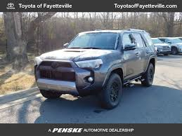 2018 New Toyota 4Runner TRD Off Road Premium 4WD at Fayetteville ...