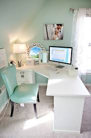 cute office furniture. Spaces Ikea Leather Chairs Chair White Home Office Desk Great Furniture Room Ideas Cute