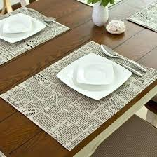 placemats jute bamboo pioneer woman cork canada