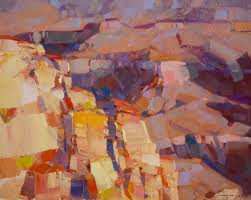 saatchi art artist vahe yeremyan painting grand canyon landscape oil painting by