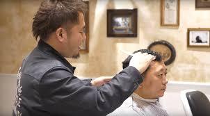 ルドローブラントでバーバースタイルおしゃれな髪型男性流行りは