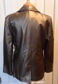 jcpenney worthington womens metallic bronze lambskin leather jacket for in atlanta ga offerup