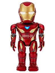 <b>Радиоуправляемая игрушка UBTech Iron</b> Man IM050 купить в ...