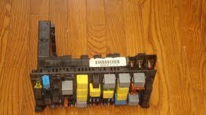 mercedes benz w ml ml oem main fuse box relay panel mercedes benz w163 ml320 ml430 oem main fuse box relay panel a1635450205