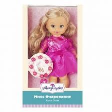 <b>Кукла Mary Poppins Элиза</b>-Мисс Очарование (451211) — купить ...