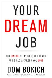 book the book your dream job use dating secrets to get hired dream job 6x9 cover jpg