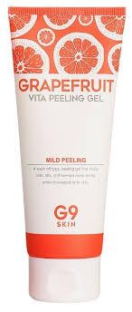 G9SKIN <b>пилинг</b>-<b>гель для лица</b> Grapefruit Vita Peeling Gel — купить ...
