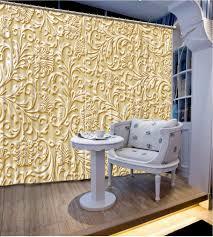 Schlafzimmer Dekoration Vorhänge Blackout Sheer Vorhänge Für