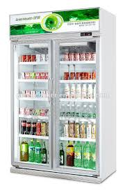 Stand Up Display Fridge Beauteous Stand Up Display Fridge GreenHealth Stand Up Glass Door Refrigerator