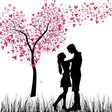 ᐈ love cartoon couple stock images