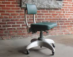 vintage industrial metal office chair metal. delighful chair vintage mid century industrial goodform aluminum propeller swivel office  chair  antique steampunk to metal office chair
