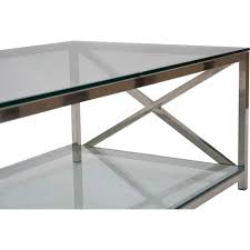 neptune manhattan rectangular coffee table