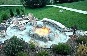 bluestone patio cost patio costs patio cost flagstone patio custom rock fire pit on flagstone patio bluestone patio cost