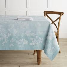 ombre fl jacquard tablecloth 70
