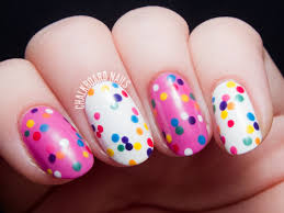 This One's For My Mom: Circus Animal Cookie Nail Art | Chalkboard ...