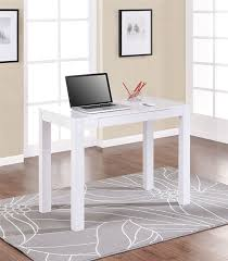 the condo project 12 minimalist white desks to or diy for under 250 poor pretty