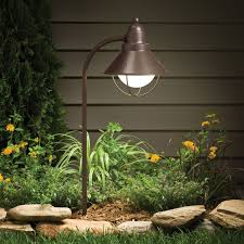 image of landscape path lighting fixtures