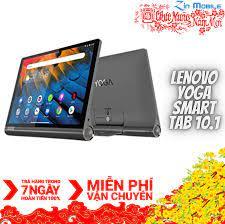 Máy Tính Bảng Lenovo Yoga Smart Tab 10.1inch - Android 9 Thiết kế độc đáo -  đa năng Học tập - Công việc - giải trí Tuyệt vời Siêu cấu hình mượt