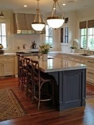Kitchen island seats 6