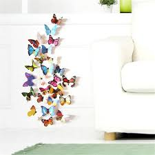 colorful design 3d butterfly wall sticker decor butterflies art wall art home decor wall stickers love wall stickers murals from jinwuoq855 2 45 dhgate  on wall art images home decor with colorful design 3d butterfly wall sticker decor butterflies art wall