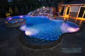 swimming pool lighting options. 50 In Ground Swimming Pool Lighting Ideas And Colors Options