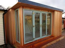 wooden garden shed home office. Wooden-garden-office-01 Wooden Garden Shed Home Office S