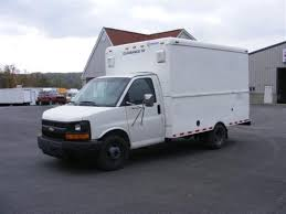Chevrolet Express 3500 Van Trucks / Box Trucks For Sale ▷ Used ...