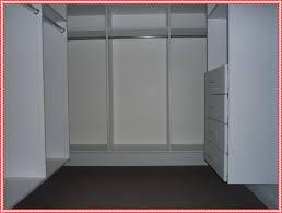 pull down closet rod back wall mount