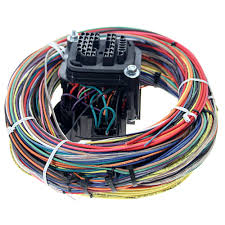 20104 mustang painless performance universal muscle car wiring painless performance universal muscle car wiring harness 18 circuit