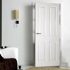 4 panel white interior doors. White Primed 4 Panel Door With Smooth Surfaces Inside Size 1024 X Interior Doors (