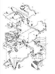 Latest vw jetta vr6 cooling system diagram large size