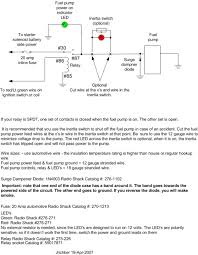 electrical wiring harness help mustang forums at stangnet 5 fuel pump relay for carbd cars gif 50041