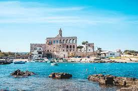 Die malerische Meeresabtei San Vito