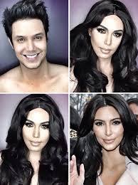 celebrity makeup transformation paolo ballesteros 15 celebrity makeup transformation paolo ballesteros 14 kim kardashian look like