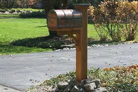mailbox post plans.  Mailbox 6x6 Mailbox Posts Proper Installation Of Post For The Accuracy And  Cedar Throughout Mailbox Post Plans