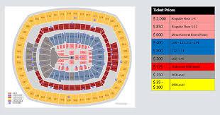 Metlife Stadium Wrestlemania 35 Seating Chart Wrestlemania 29 Seating Chart Travel2mania
